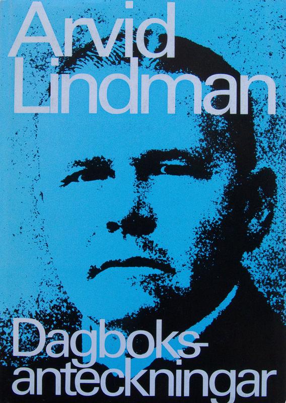 Arvid Lindman. Dagboksanteckningar