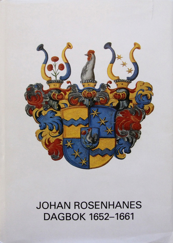 Johan Rosenhanes dagbok 1652—1661