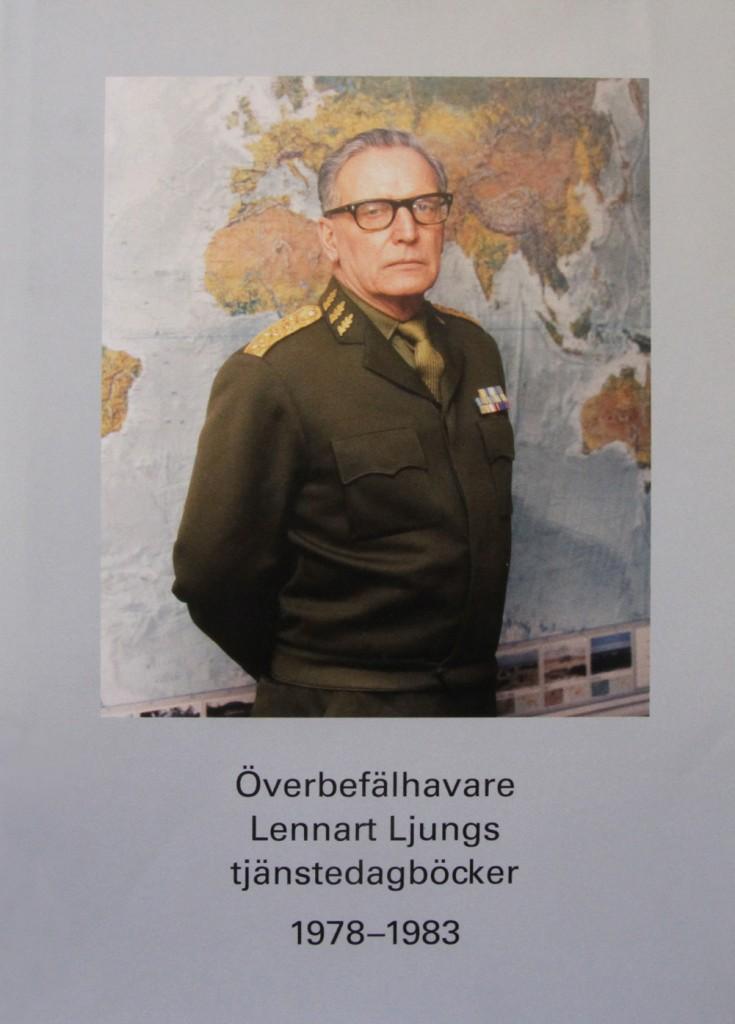 Överbefälhavare Lennart Ljungs tjänstedagböcker, del 1.
