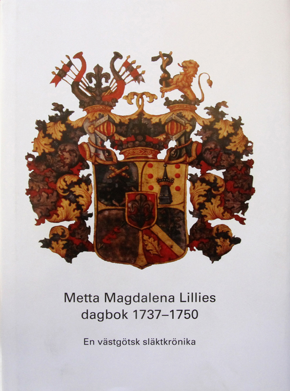 Metta Magdalena Lillies dagbok.