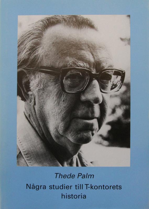 Thede Palms anteckningar. Utgivna genom Evabritta Wallberg. Stockholm 1998. ISBN 91-85104-24-8