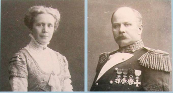 Unionsåret 1905- dramatik och vardag. Två brevväxlingar