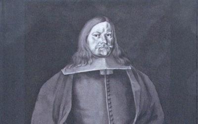 Professor Michael Wexionius Gyldenstolpes Brev till sonen Nils 1660–1669