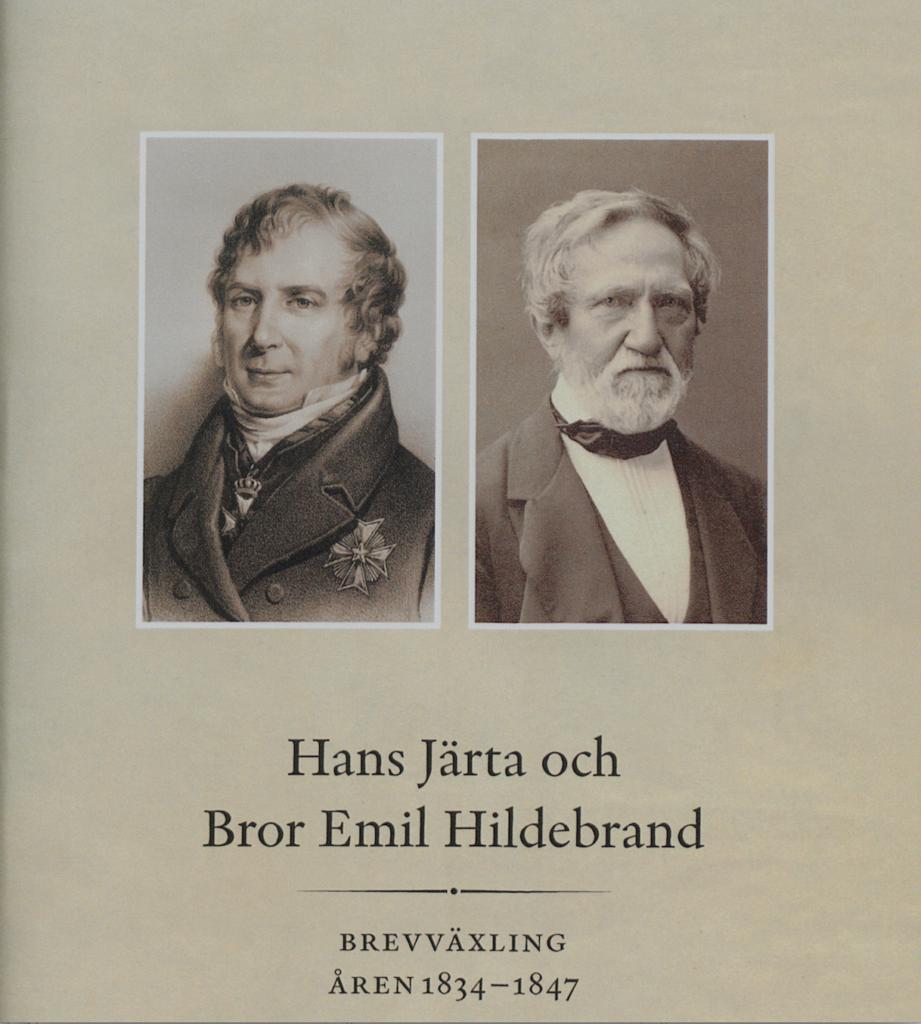 Hans Järta och Bror Emil Hildebrand
