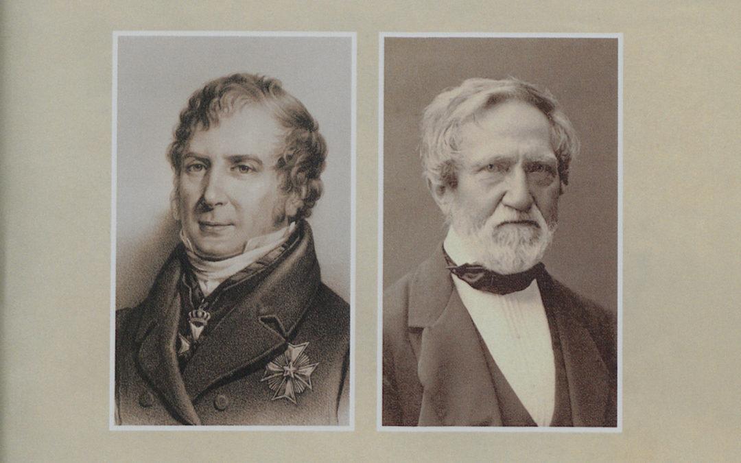 Hans Järta och Bror Emil Hildebrand. Brevväxling åren 1834-1847